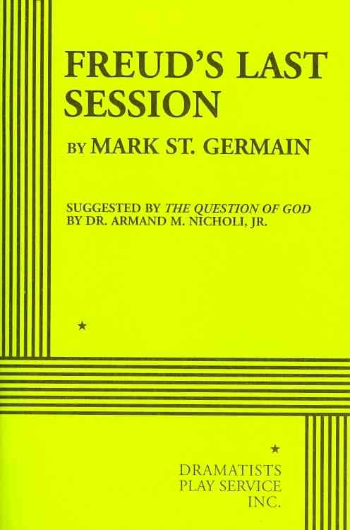 Freud's Last Session By St. Germain, Mark